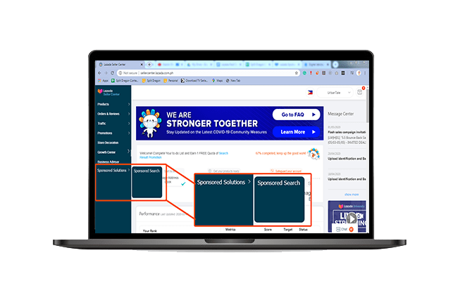 Lazada Paid Search - Complete Guide