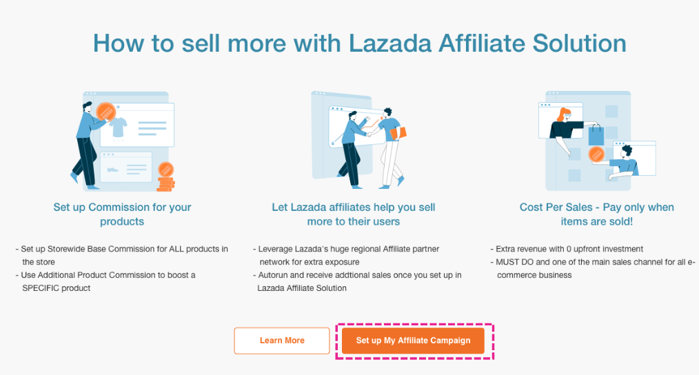 Lazada Affiliate Advertising - A Guide By Split Dragon