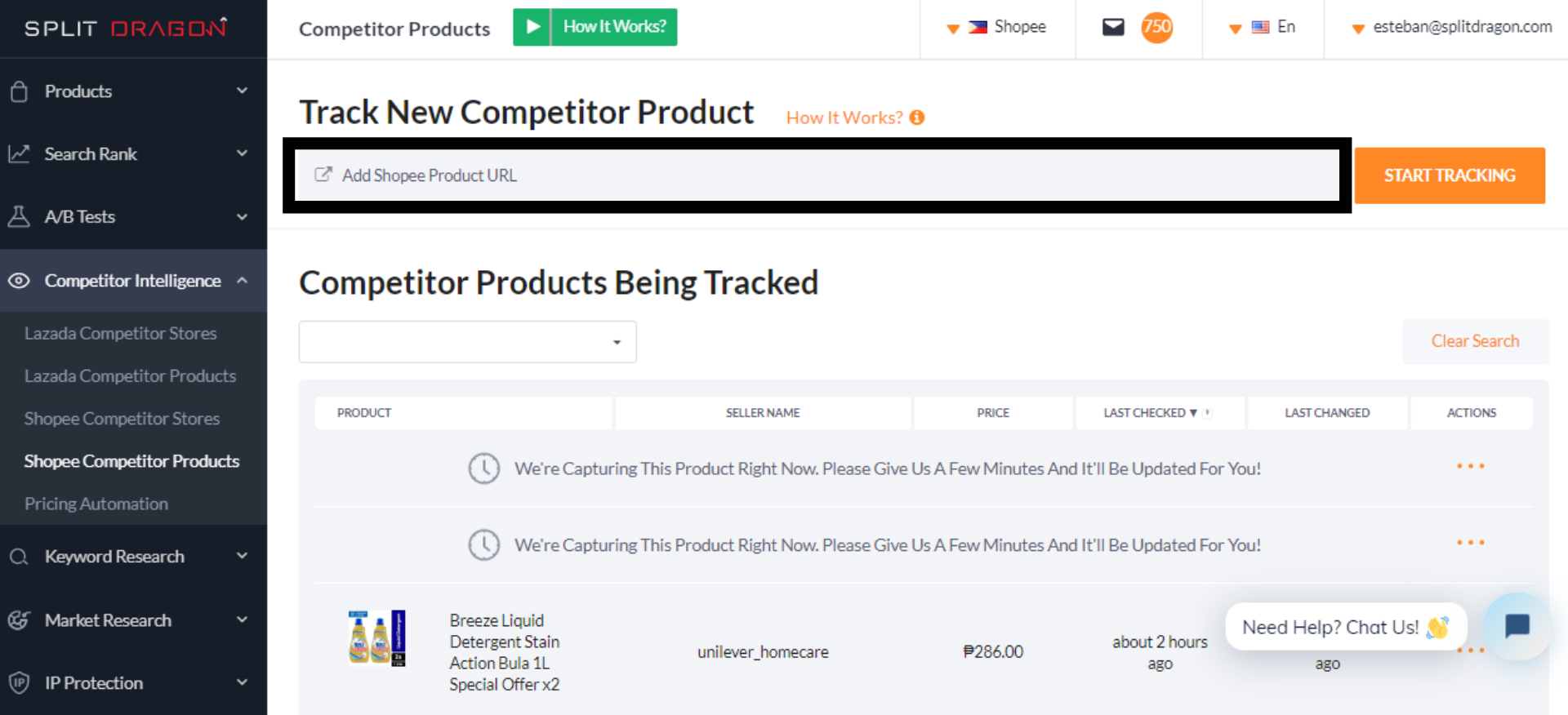 Pricing Strategy For Lazada And Shopee Sellers Based On Different Triggers/Events